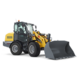 Articulated Wheel Loaders - WL70