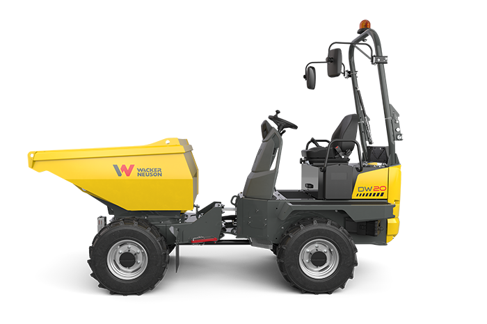 Wheel Dumper DW20 with low skip