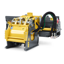 Attachment tools for Wheel Loaders - Asphalt planer