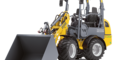 Innovative, electric, emission-free: WL20e – the wheel loader with electric drive