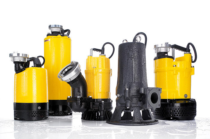 Submersible pumps at a glance: