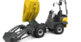 Wheel Dumper DW20 with self-loading device