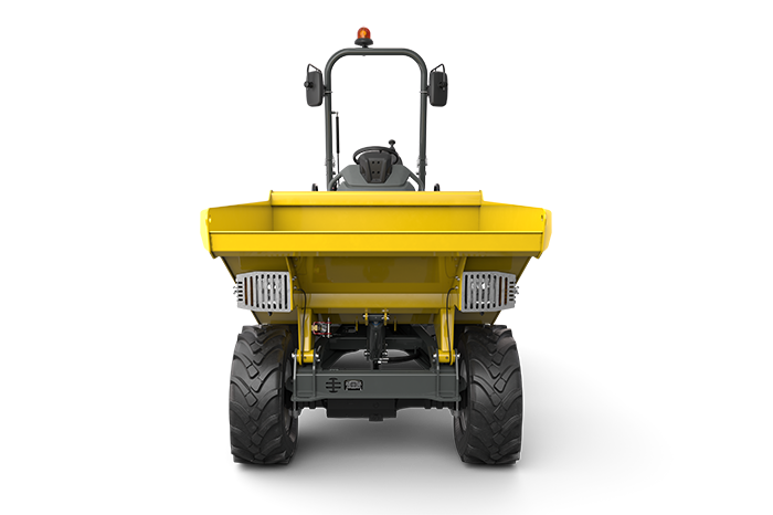 Wheel Dumper DW20 front view