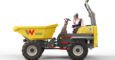 DW60 ROPS laterale