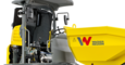 wheel dumper dw50 engine access
