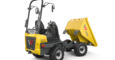 Wheel Dumper DW20 with front tip skip
